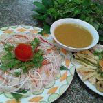Gỏi cá Mẹm Hải Hòa – Đệ nhất gỏi quê Thanh